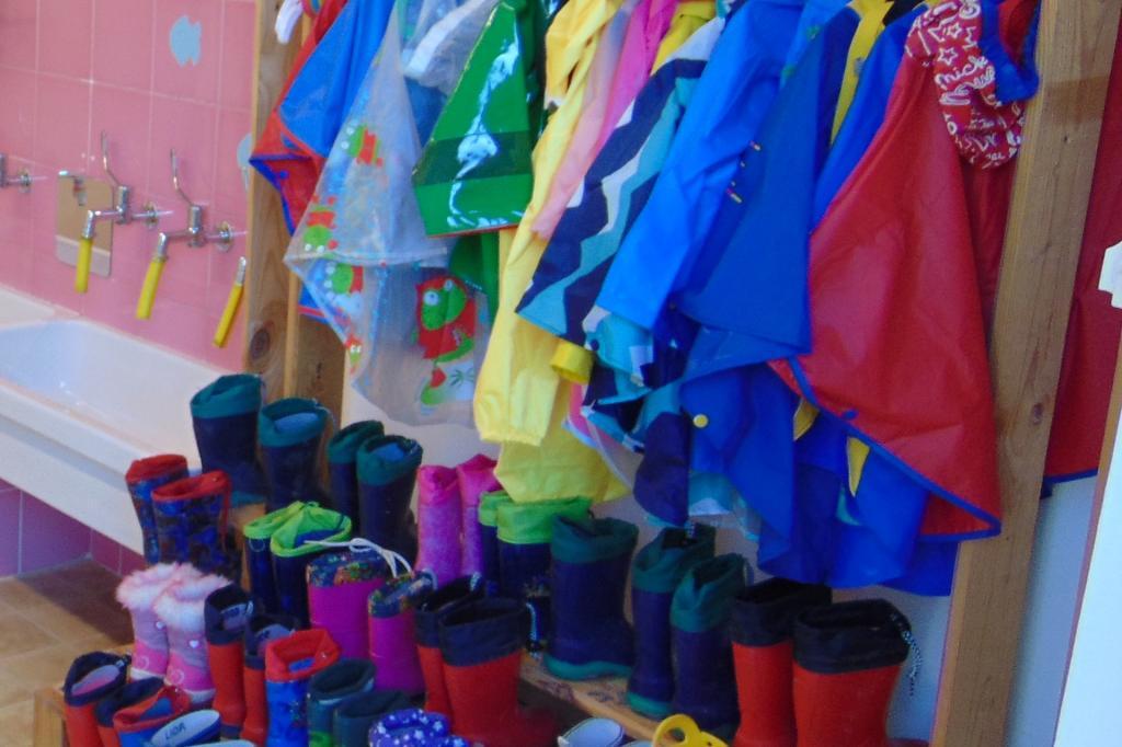 Nido Roncafort - Pronti per la pioggia