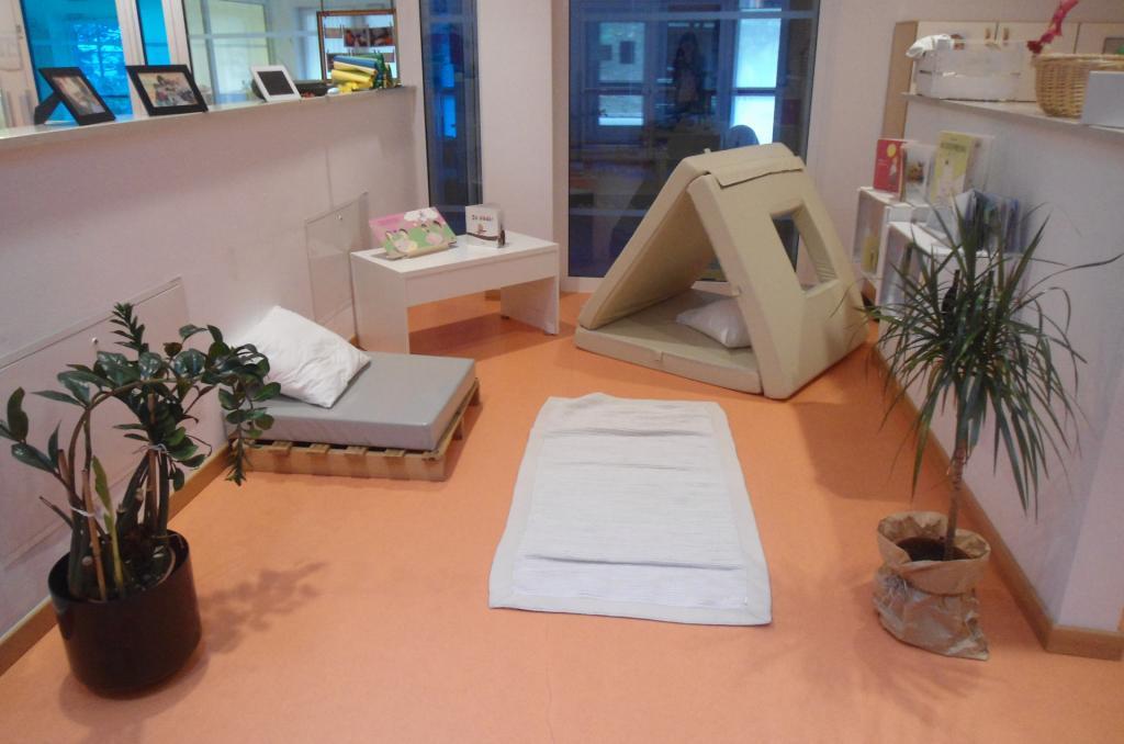 Nido Villazzano - Angolo lettura